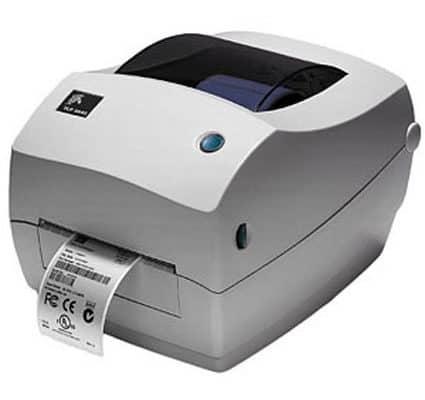 zebra gc420t címke nyomtató