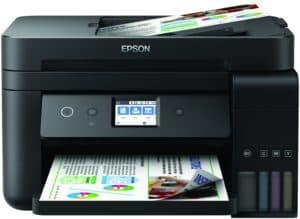 irodai teljesítményű epson eco tank printer