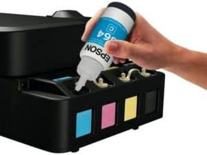 tinta utántöltés epson ecotank