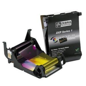 színes festékszalag kártyanyomtatóhoz